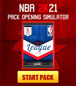 NBA Packs Simulator