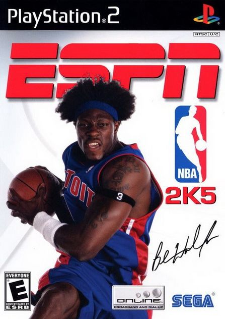 List of NBA 2K Series (From 2K to 2K16) Cover Athletes