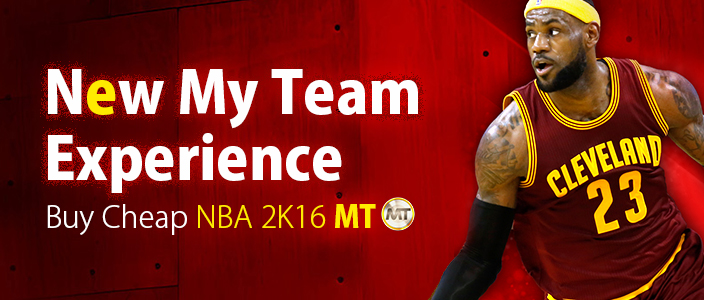 Cheap NBA2K16 MT