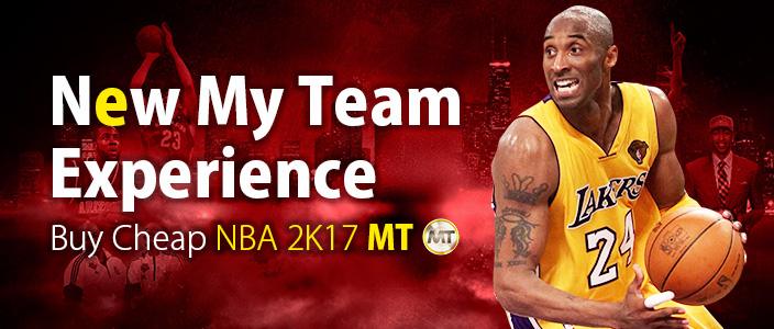 Cheap NBA 2K17 MT