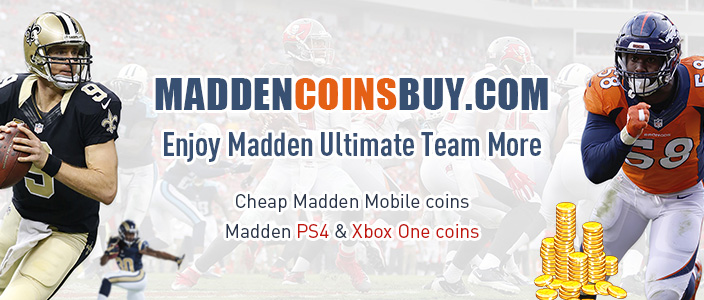 Buy Cheap Madden Mobile Coins -- MaddenCoinsBuy.com
