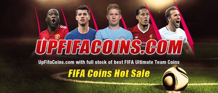 Top FIFA Coins Store-Upfifacoins.com