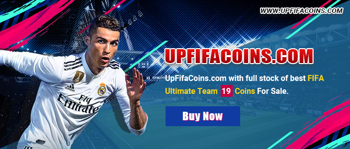 Buy Cheap FIFA 19 Coins On Upfifacoins.com