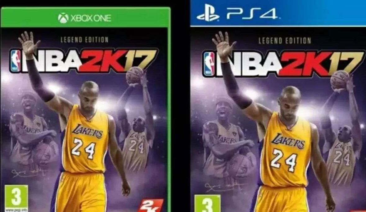 detailing 2b8fd 38c66 NBA 2K17 Will Feature Kobe Bryant with Its Legend Edition