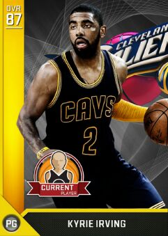 nba 2k17 ratings Kyrie Irving