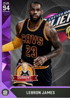 nba 2k17 ratings lebron james