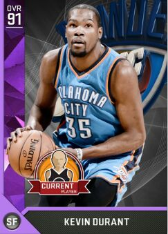 nba 2k17 ratings kevin durant