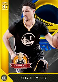 nba 2k17 ratings klay thompson