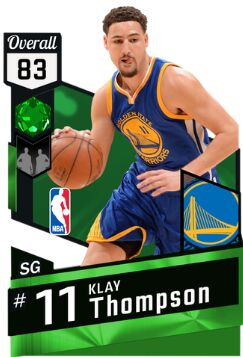 nba 2k17 mt Klay Thompson 3pt