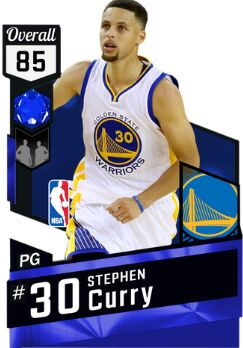 nba 2k17 mt Stephen Curry 3pt