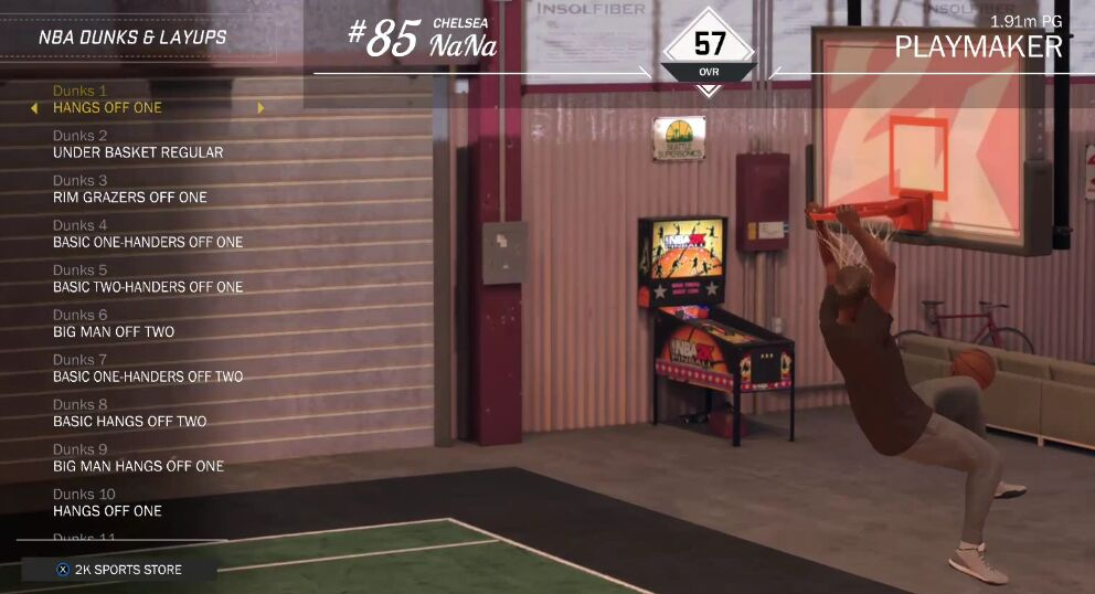 Nba 2k17 guide how to dunk on the ps4 and xb1 ccuart Image collections