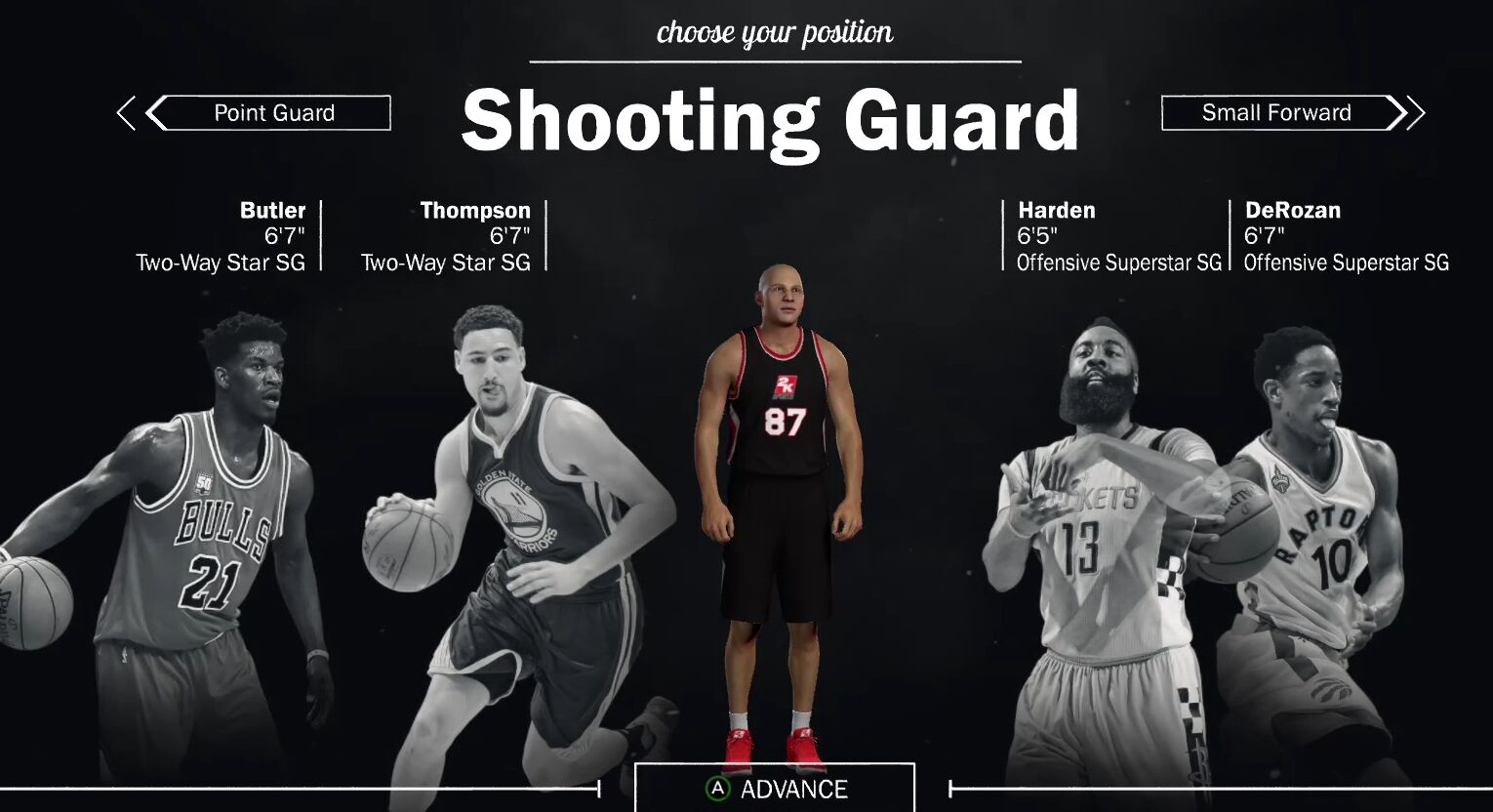 nba 2k17 mycareer and mypack best player build guide