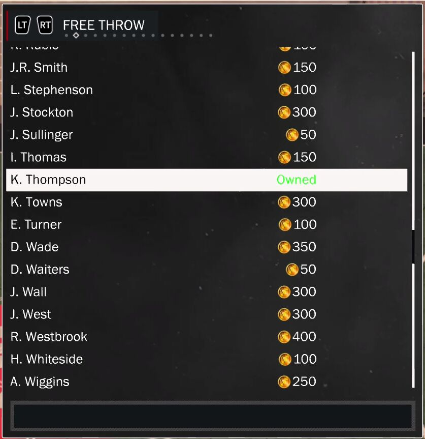 NBA 2K17 BEST FREE THROW