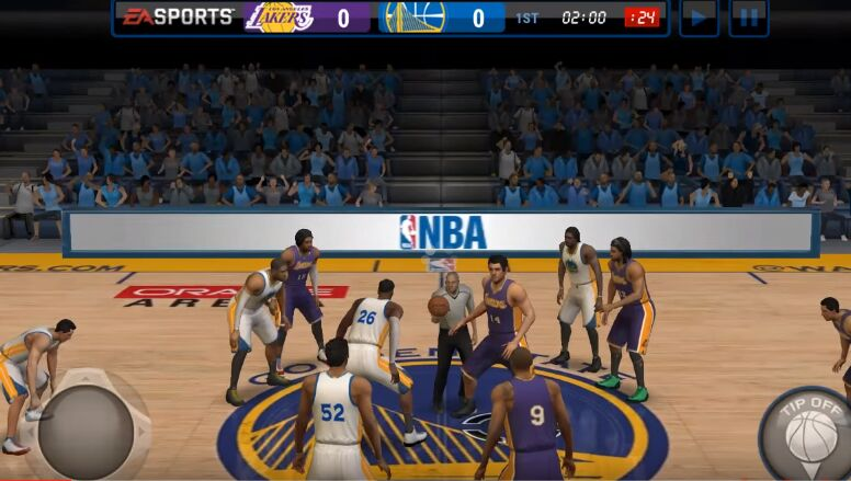 NBA Live Mobile Head to Head
