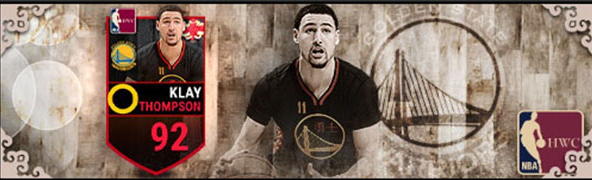 Klay Thompson '15