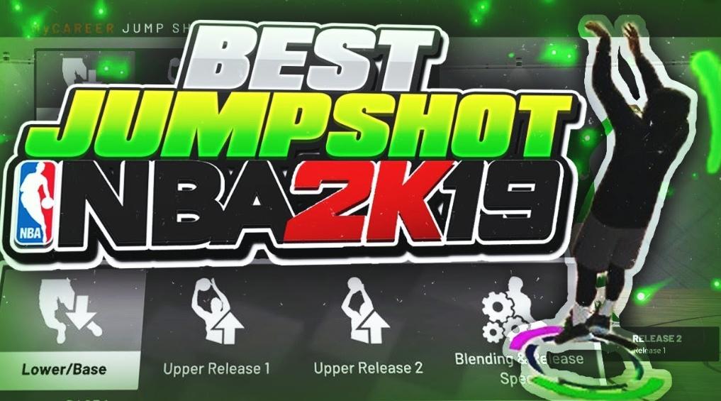 nba 2k19 best jumpshot for all archetypes - jumpshot glitch after
